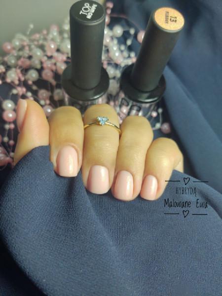 Paznokcie Delikatne paznokcie