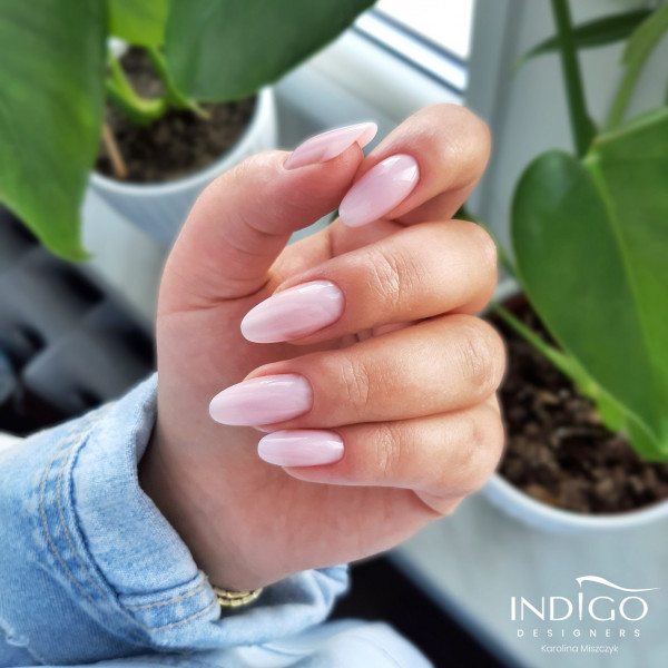 Paznokcie Cover pink 💖💖💖