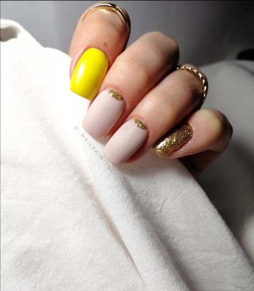 Żółta elegancja