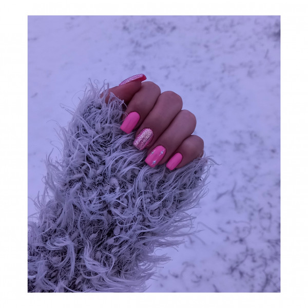 Paznokcie Świąteczne paznokcie