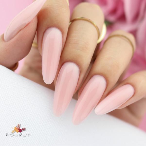 Paznokcie Baby Pink - Delikatne paznokcie