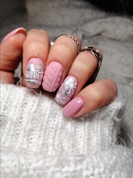 Paznokcie Winter Nails
