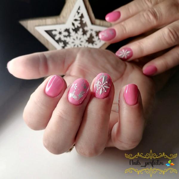 Paznokcie Różowo Mi 💕