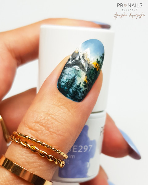 Paznokcie Górskie widoki