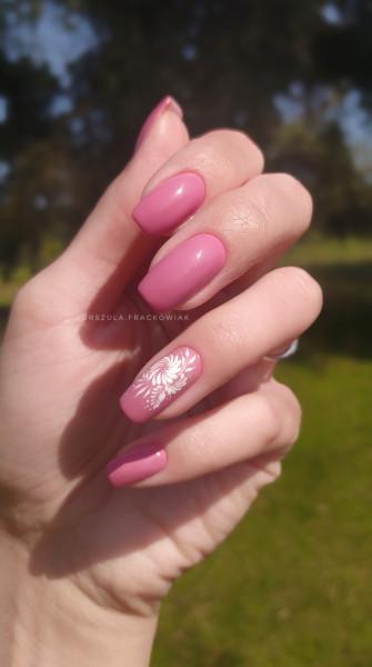 Paznokcie Jesienny manicure
