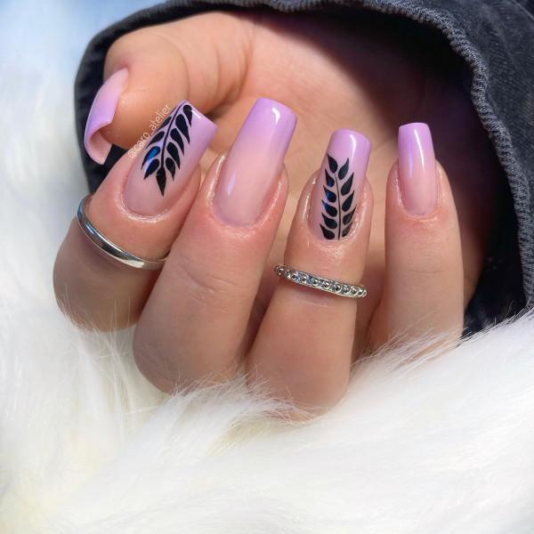 Paznokcie Letni manicure
