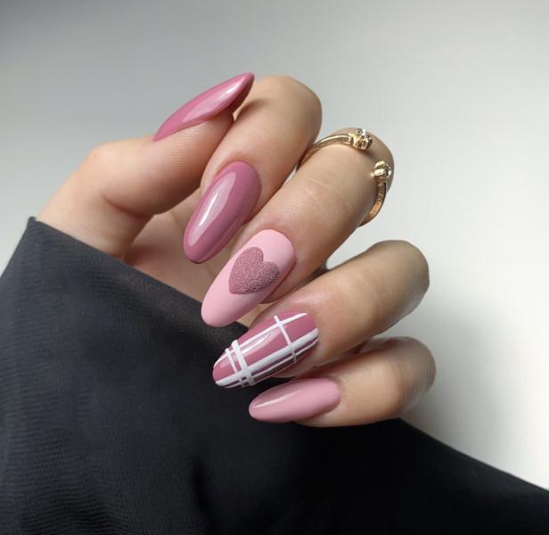 Walentynki na różowo