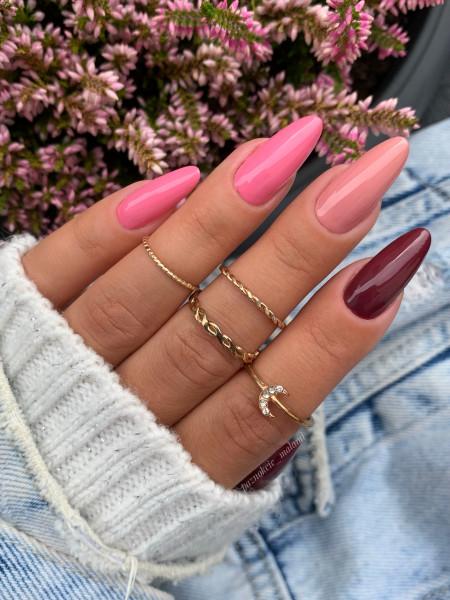 Paznokcie Jesienne paznokcie