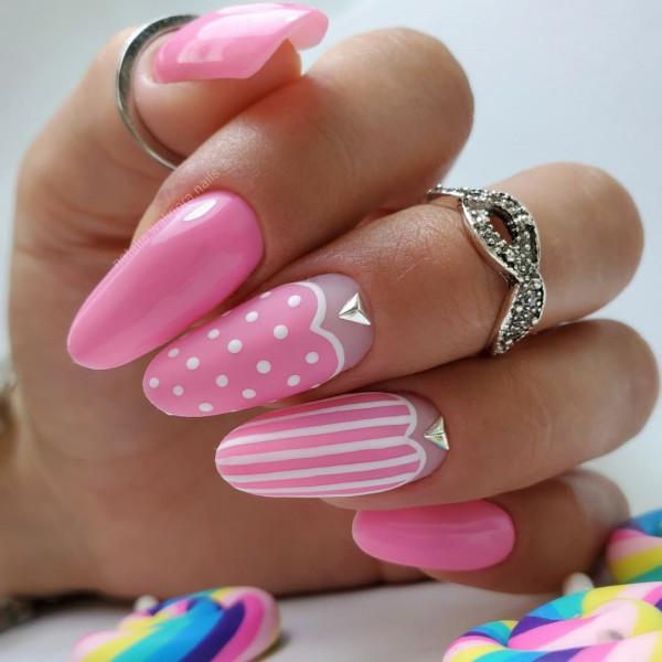 Paznokcie Cukierkowe paznokcie