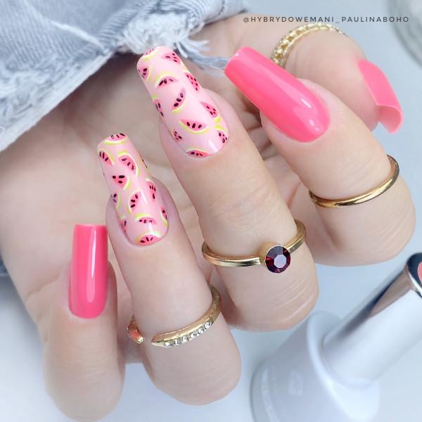 Paznokcie Arbuzowe szaleństwo na paznokciach
