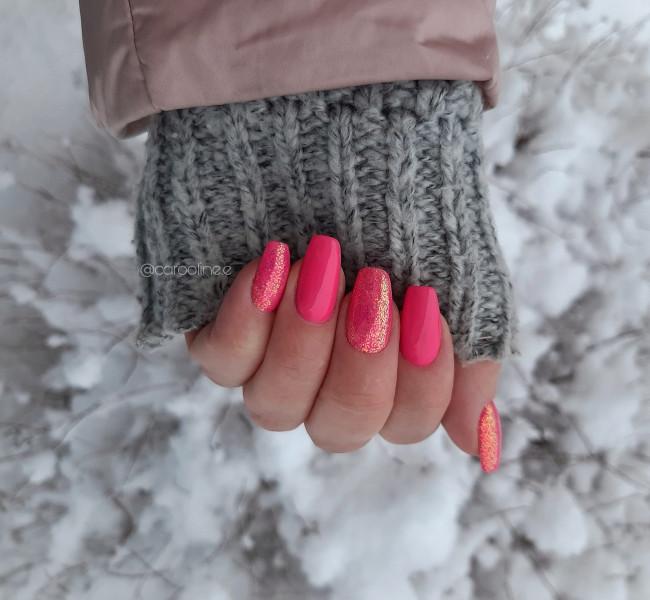 Paznokcie Pinkowe 💖