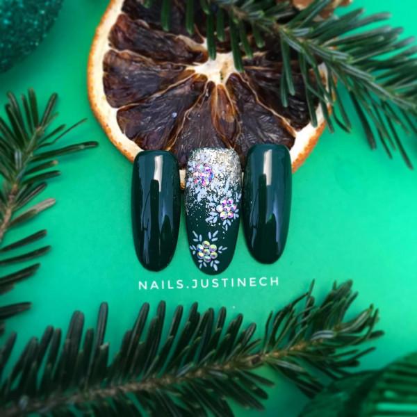 Paznokcie Świąteczno-sylwestrowe