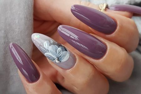 Inspiracje paznokcie Dzień Kobiet