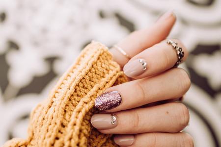 Inspiracje paznokcie jesień