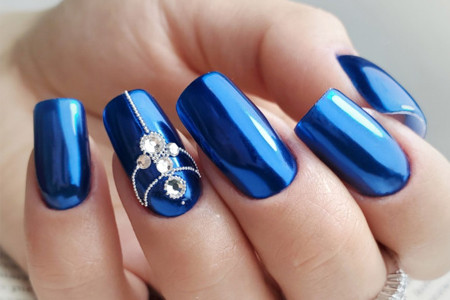 Inspiracje na weselne paznokcie