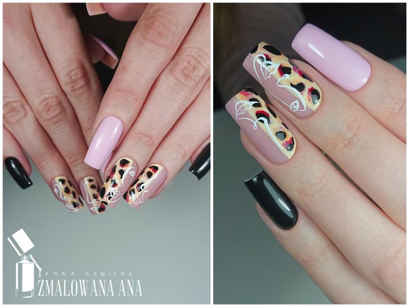 Paznokcie Eleganckie paznokcie 💅